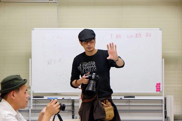 森星象という変な名前の写真家による、やたら親切なカメラ教室。中級クラス編