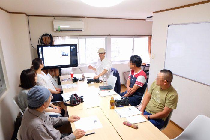 変な名前の写真家 森星象 神戸写真講座 中級クラス