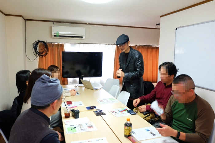 変な名前の写真家 森星象 写真講座 神戸中級クラス