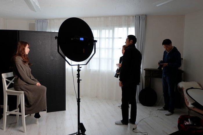 変な名前の写真家 森星象」、今回は女性モデル撮影対応講座