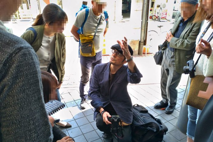 変な名前の写真家 森星象。神戸写真講座中級クラス編 2/5