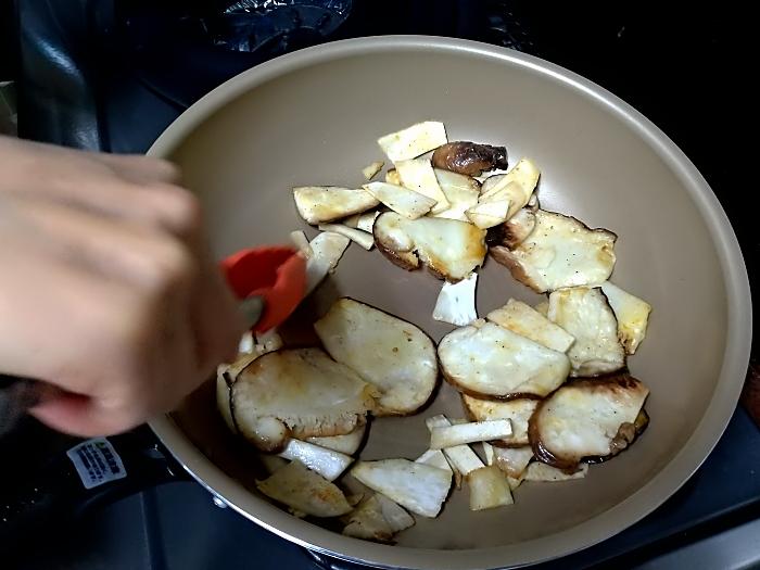 天恵菇 料理